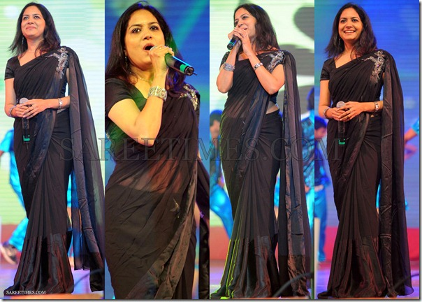 Sunitha_Black_Saree