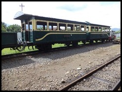 Indonesia, Ambarawa Railway Museum, Carriages, 11 January 2011 (1)