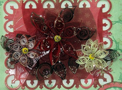 Merry Christmas Quilling5