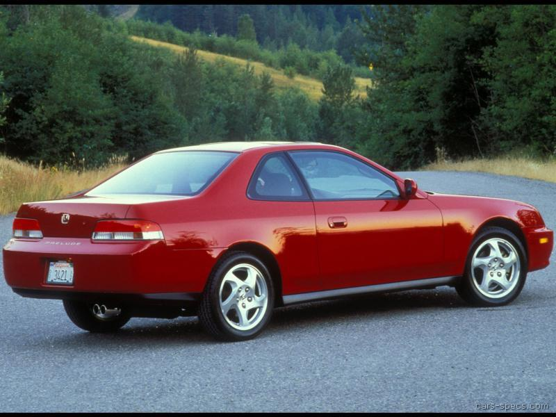 2001 honda prelude sh specifications pictures prices. Black Bedroom Furniture Sets. Home Design Ideas