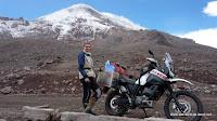 Vulkan Chimborazo (6310 m)