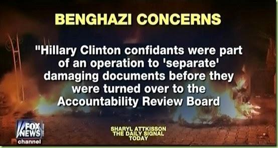 BenghaziNonBombshell