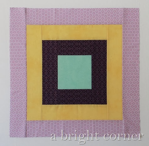 January bee block for Imagine DGS