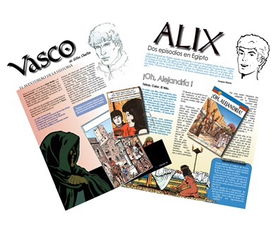 vasco y alix