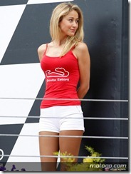 Paddock Girls Grande Pr&eacute;mio de Portugal Circuito Estoril  06 May 2012  Estoril Circuit  Portugal (9)