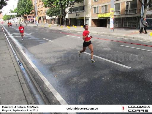 carrera 10k viva 2011