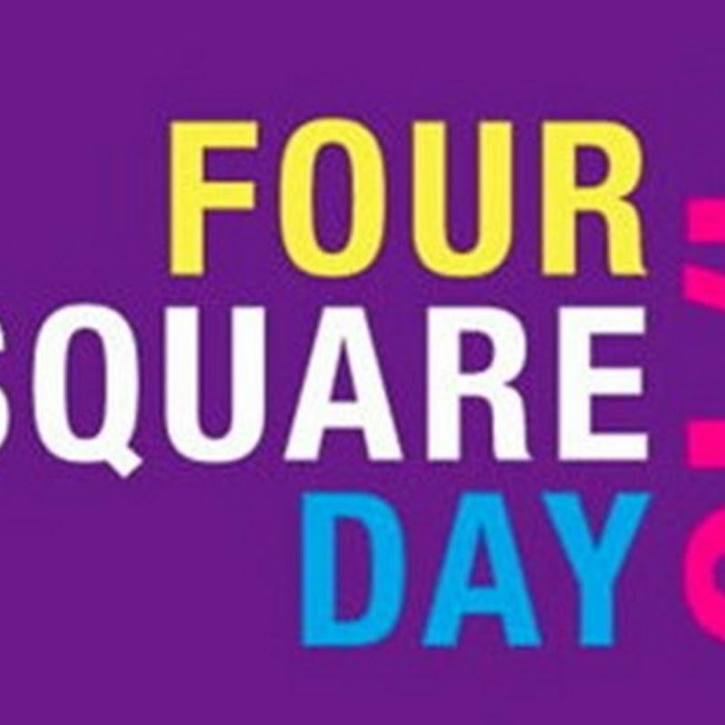 Día FourSquare