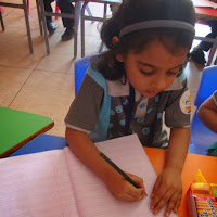 Pre-Primary on 18th March 2014 GDA Harni