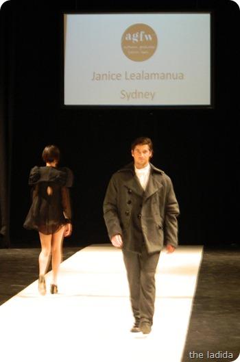 Janice Lealamanua - AGFW Fashion Show (2)