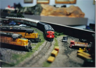 32 My Layout in Summer 2002