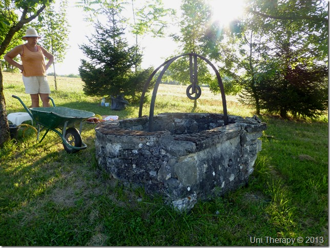 Uni Therapy: Restoring the well part one - 1