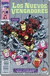 P00051 - Los Nuevos Vengadores #51