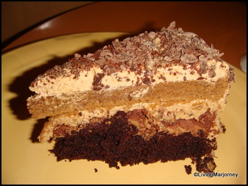 Starbucks CHOCOLATE AND STARBUCKS VIA® CRUMB CAKE