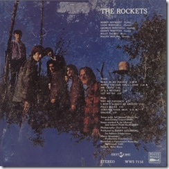 The Rockets - Back