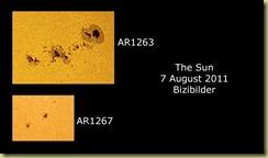 7 Aug 2011 AR's