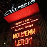 Concert de Nolwenn Leroy à L'Olympia
