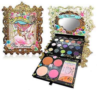 Sephora Singapore Too Faced Sweet Dreams Palette Holiday  Collection