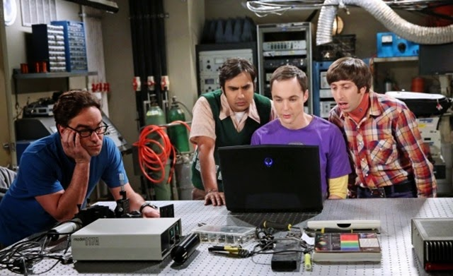 The Big Bang Theory (Crítica 8x05)  The Focus Attenuation-1