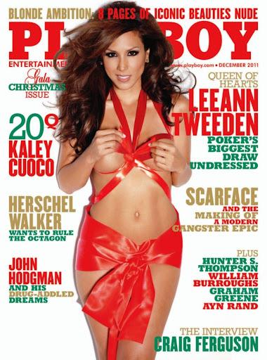 Revista: Playboy - USA Enero/Diciembre 2011 (TODAS) [PDF | 1.21 GB]