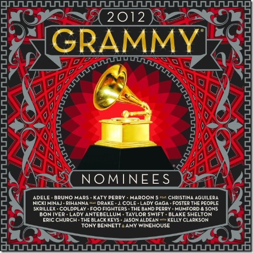 album art 2012 grammy nominees
