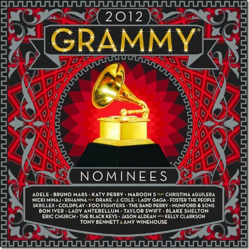 [iTunes] 2012 GRAMMY Nominees - Various Artists