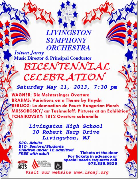LSO Bicentennial Concert