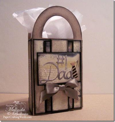 cricut fathers day gift bag idea 5001