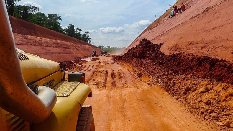 """trans amazonian highway """"now we realise what a paradise we live in,"""" said darcirio wronski, a leader of the organic cacao producers in the region where the trans-amazonian highway cuts across the."""
