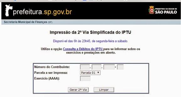 iptu-2via-sp-emissao-do-boleto-prefeitura-de-sao-paulo-www.meuscartoes.com