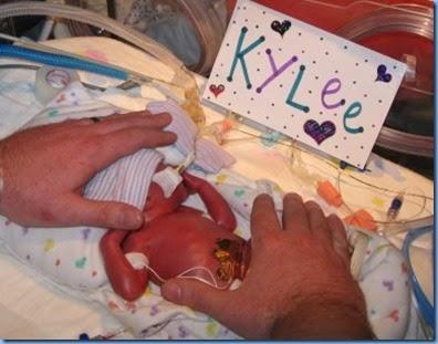 kylee born