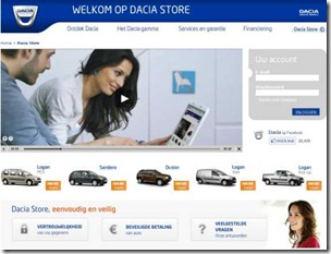 Dacia Store online 02