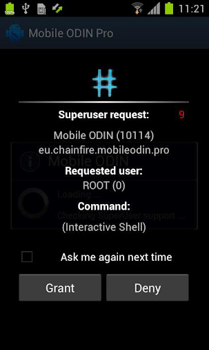 SuperSU 0.89 + SuperSU Pro v1.00 apk