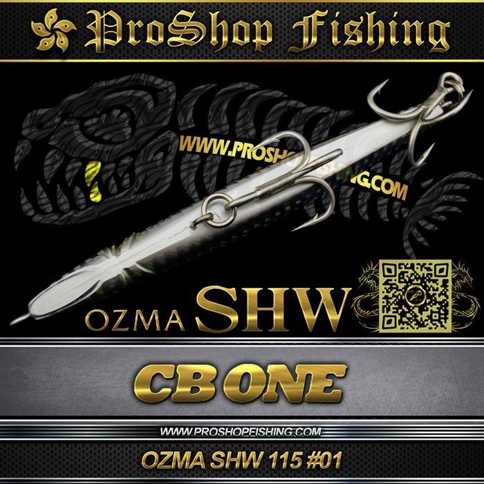 cbone OZMA SHW 115 #01.2