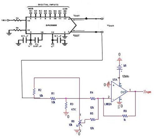 SPEED CONTROL OF A DC MOTOR BY USING PWM TECHNIQUE
