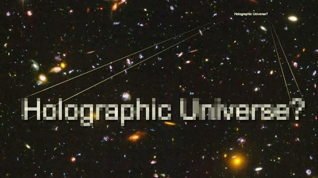 Απλό… ολόγραμμα το σύμπαν;