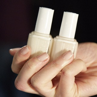 essie for Helmut Lang NYFW 2014 #essieNYFW