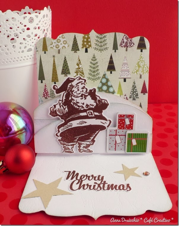 cafe creativo - Anna Drai - sizzix big shot - christmas card pop up (1)
