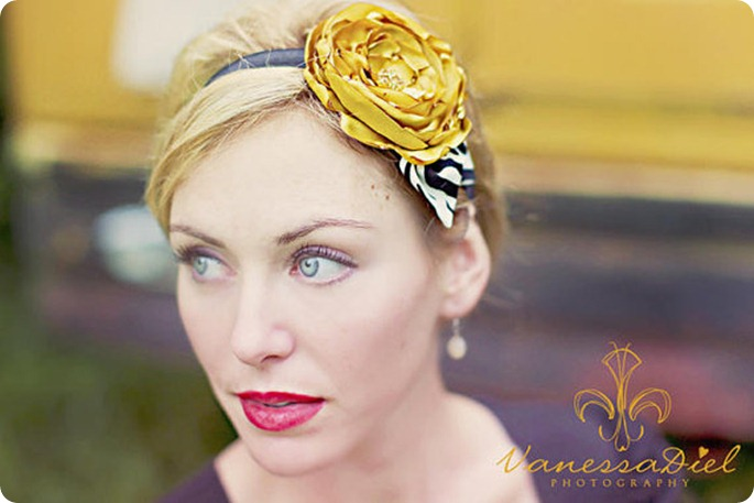 Headband Poppyrow