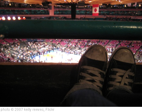 'knicks game' photo (c) 2007, kelly reeves - license: http://creativecommons.org/licenses/by-nd/2.0/