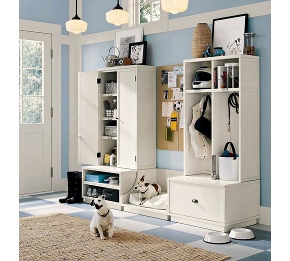 gabinete de almacen en la casa