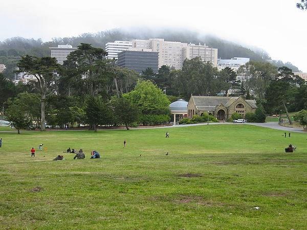 60年代時,舊金山的嬉皮都在這裡聚集