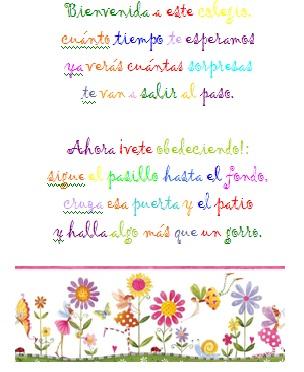 Frases de bienvenida a la escuela para ni os quotes links for Cancion de bienvenida al jardin