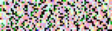 Statistical mechanics representation of textual data