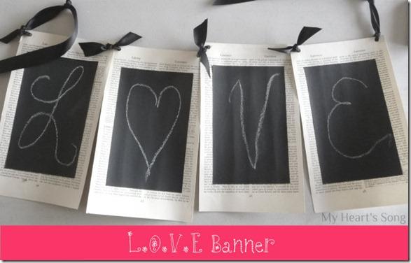 Love Banner 60