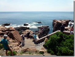Thunder Hole at Acadia NP