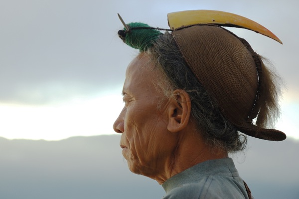 Nishi tribal lightened