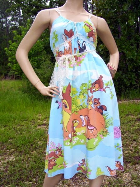 Bambi Sundress from Avante Garb