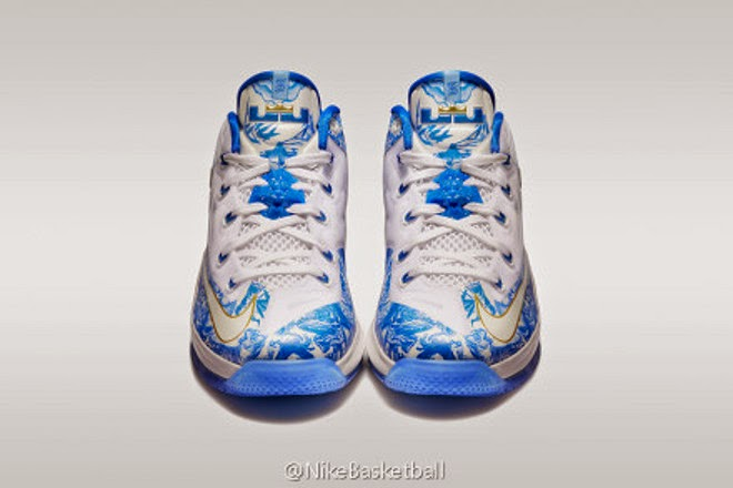 Nike Lebron Lebron James Shoes Nike Max Lebron Xi Low Chinese Vase