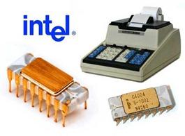 intel_4004 - Microprocessador completa 40 anos