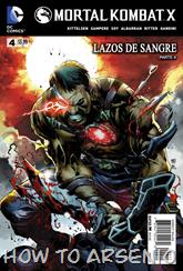 Actualización 28/03/2015: Madder Red nos trae Mortal Kombat X #04 tradumaquetado por Justice League Inc.